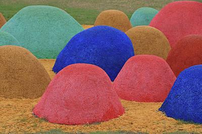 Photograph - Skittles Playground by Allen Beatty