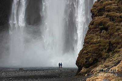 Photograph - Skogafoss, Iceland by Sandra Bronstein