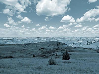Photograph - Sky And Prairie Dance by Cris Fulton