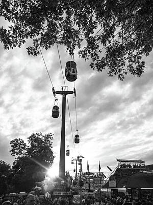 Photograph - Sky Lift by Whitney Leigh Carlson