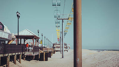 Photograph - Sky Ride by Steve Stanger
