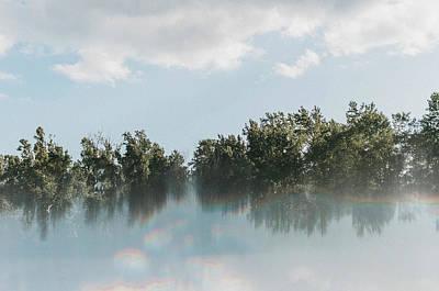 Photograph - Sky River by Melanie McCabe