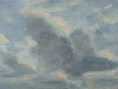Painting - Sky Study by Lionel Constable