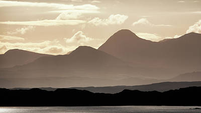 Photograph - Skye Light by Nicholas Blackwell
