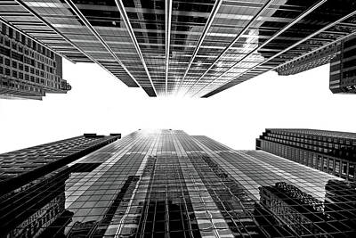 Photograph - Skyline by Images Unlimited