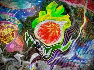 Digital Art - Skyward by Kathie Chicoine