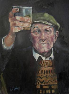 Painting - Slainte by Kevin McKrell