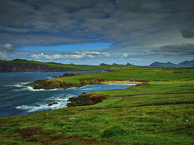 Photograph - Slea Head View #i1 by Leif Sohlman