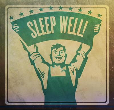 Wall Art - Photograph - Sleep Well by Joan Carroll