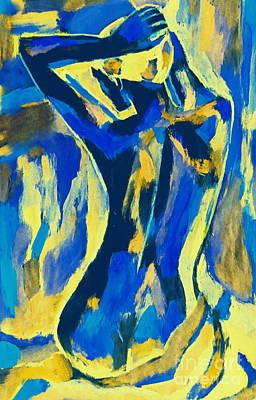 Painting - Slender by Helena Wierzbicki