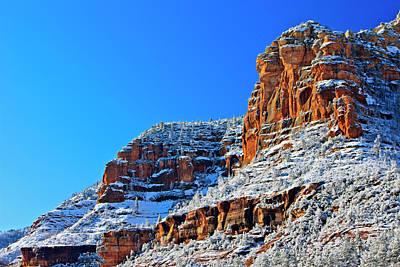 Oak Creek Canyon Wall Art - Photograph - Slide Rock State Park, , Sedona by Rolf Hicker