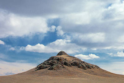 Photograph - Small Butte by Todd Klassy