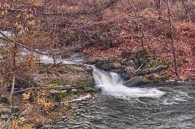 Photograph - Small Falls by Dan Urban