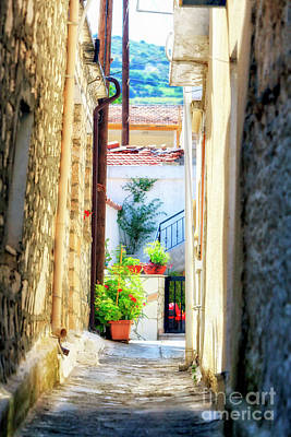 Photograph - Small Feel Town In Cyprus by John Rizzuto