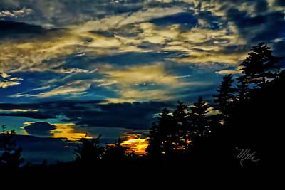Photograph - Small Sunset by Meta Gatschenberger