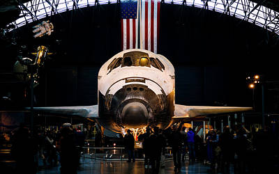 Photograph - Smithsonian Discovery by ProPeak Photography