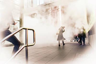Wall Art - Photograph - Smokeout by Reynaldo BRIG Brigantty
