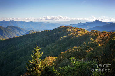 Photograph - Smoky Mountains by Sharon Seaward