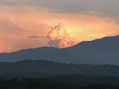 Photograph - Smoky Mountains by Shonda Mcbride