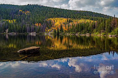 Photograph - Smooth As Glass by Jon Burch Photography