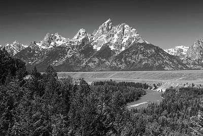 Photograph - Snake River - Grand Tetons National Park by Rick Veldman