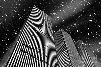 Digital Art - Snow Collection Set 03 by Az Jackson