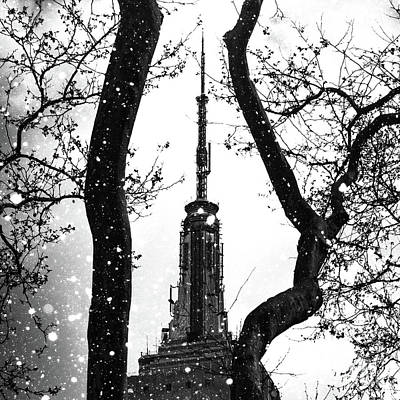Digital Art - Snow Collection Set 07 by Az Jackson