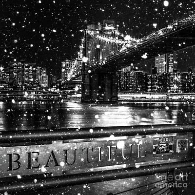Digital Art - Snow Collection Set 09 by Az Jackson