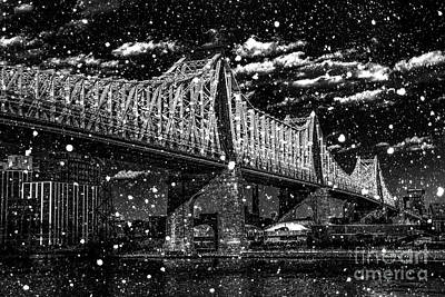 Digital Art - Snow Collection Set 10 by Az Jackson