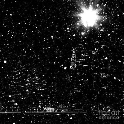 Digital Art - Snow Collection Set 11 by Az Jackson
