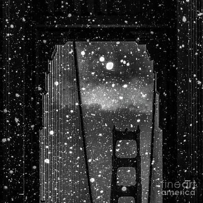 Digital Art - Snow Collection Set 12 by Az Jackson