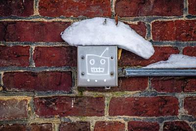Photograph - Snowcapped by Doug Ash