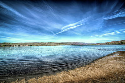 Photograph - Soap Lake by Spencer McDonald