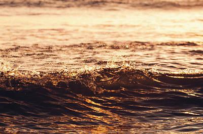 Soft Romantic Atlantic Ocean Waves 4181 Florida Coast Original
