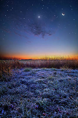 Art Print featuring the photograph Softly Spoken Prayers by Phil Koch