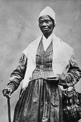 Photograph - Sojourner Truth by Mpi