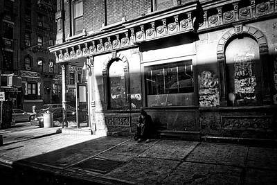 Photograph - Solitary Man by Joan Reese