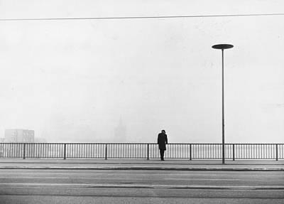 Photograph - Solitary Man by Keystone