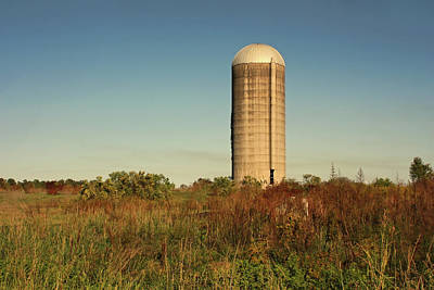 Photograph - Solo Silo by HH Photography of Florida