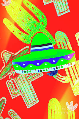 Photograph - Sombrero Salsa by Jorgo Photography - Wall Art Gallery