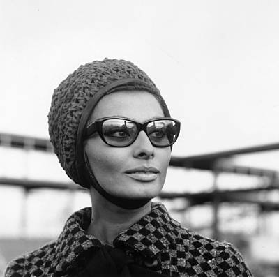 Photograph - Sophia Loren by Stroud