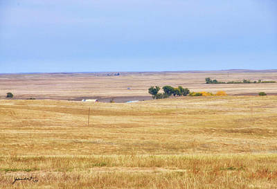 Photograph - South Dakota United States Of America by Gerlinde Keating - Galleria GK Keating Associates Inc