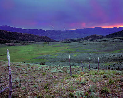 Photograph - Southeast Idaho by Leland D Howard