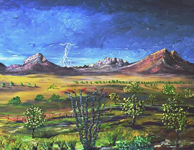 Southern Arizona Grandeur  Original