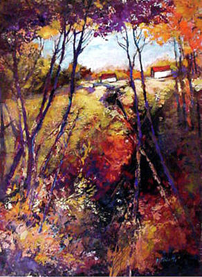 Painting - Southern Exposure by Dale Witherow