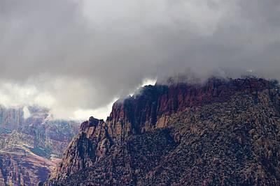 Photograph - Southern Nevada by Sagittarius Viking