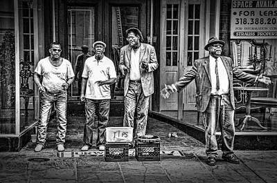 Photograph - Southern Street Sound by Thomas Gaitley