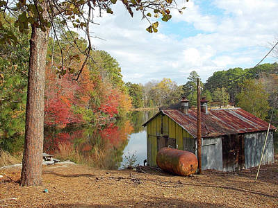 Photograph - Southern Sunday by Matthew Seufer