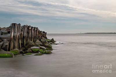 Photograph - Southern Tides Of Time by Dale Powell