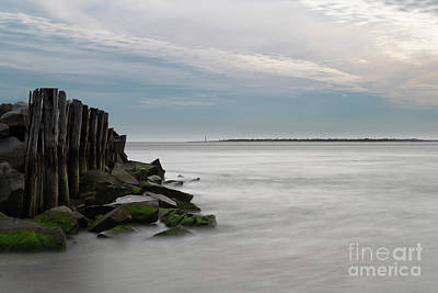 Photograph - Southern Waters Of Charleston by Dale Powell